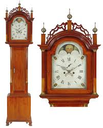 early american clockmakers