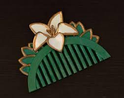 mulan hair comb disney mulan haircomb
