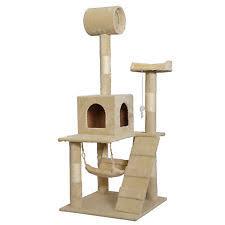 cat tree house ebay
