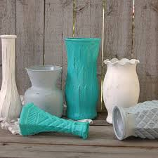 Tiffany Blue Vase Best Aqua Glass Vase Products On Wanelo