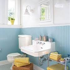 Vintage Bathroom Design Small Bathroom Design With Beadboard Brightpulse Us
