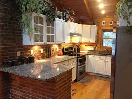 Veneer Kitchen Backsplash Kitchen Amusing Thin Brick Kitchen Backsplash Brick Backsplash