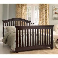 Convertible Crib Full Size Bed by Munire Rhapsody 4 In 1 Convertible Crib Hayneedle