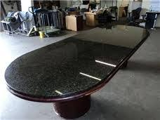 black granite table top conference granite table top view specifications details of