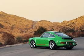 old racing porsche singer racing green porsche 911 porsche mania