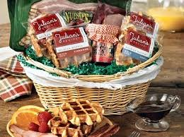 bacon gift basket cook with aloha food products nueske s smoked meats