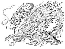 247 coloring dragons images dragon drawings