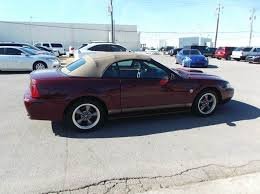 2004 ford mustang gt 2004 ford mustang gt deluxe 2dr convertible in ok buzzz motors