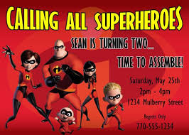43 incredibles birthday images incredibles