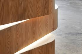 Timber Reception Desk The Charter Building Reception Desk Dn A Architects