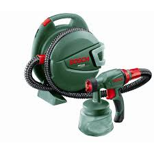 Spray Paint Bunnings - bosch 280w 1 8l min portable paint sprayer i n 1660353 bunnings