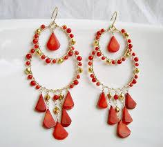 Chandelier Earrings Etsy 191 Best Chandelier Earring Images On Pinterest Chandelier