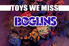 life in plastic retro review super scary monster in my pocket toys we miss the creepy faced hand puppets known as u0027boglins