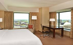 Gest Room by Deluxe Guest Room Sheraton Boston Hotel