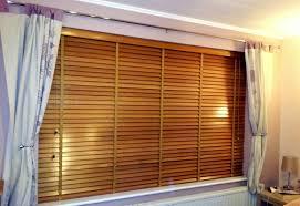 wood venetian blinds interior design inspirations
