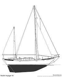 the hardin 45 sailboat bluewaterboats org