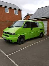 vw minivan camper vw t4 day van camper in taunton somerset gumtree