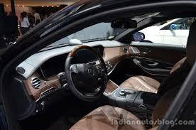 2014 mercedes s class interior interior of the mercedes s class intelligent drive indian autos