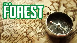 Map Compass The Forest Location 6 Map Compass 0 57c Youtube