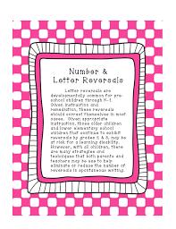 number u0026 letter reversals scotland elementary