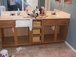 red u0027s rave how to strip and paint your bathroom vanity