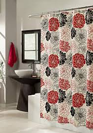 Navy And Red Shower Curtain Shower Curtains Belk