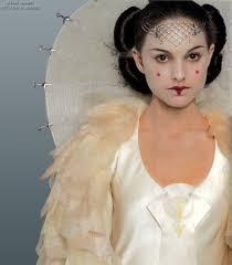 Padme Halloween Costumes Padme Amidala Bride Star Wars Fit Queen Padme