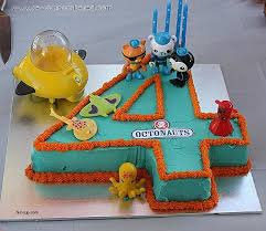 octonauts birthday cake birthday cakes awesome how to make an octonauts birthday cake