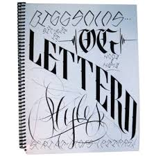 og lettering styles by big solo tattoo supplies wholesale