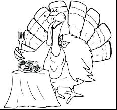 Preschool Turkey Coloring Pages Free Online Printable Turkey Coloring Pages For Preschool