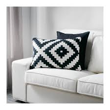 black patterned cushions lappljung ruta living rooms room and bedrooms