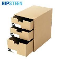 organisateur de tiroir bureau rangement bureau papier bois papier bureau organisateur boarte de