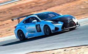 2015 lexus rc f gt3 price lexus to take on pikes peak hill climb with track focused rc f gt