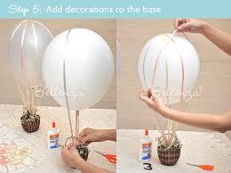 hot air balloon centerpiece baby hot air balloon decorations scheduleaplane interior hot