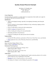 Quality Resume Examples 40 Excellent Business Analyst Resume Samples Vinodomia