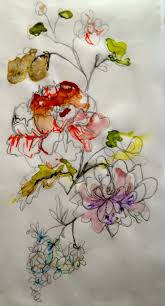 photos of flowers the 25 best watercolour flowers ideas on pinterest calligraphy