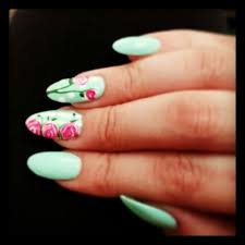 14 best nails images on pinterest long nails gel nails and oval
