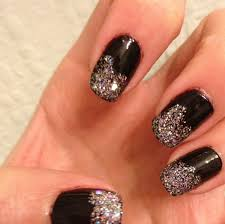 36 nail designs for new years eve nails in pics