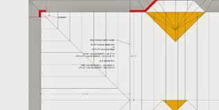 Hip Roof Design Calculator Roof Framing Geometry Hip U0026 Valley Roof Framing Example 1