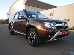 renault cars duster new 2016 renault duster facelift awd and amt review dusted and