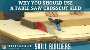 can you use a table saw as a jointer four reasons to use a table saw crosscut sled rockler skill