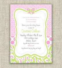templates printable baby shower invitation wording ideas for a