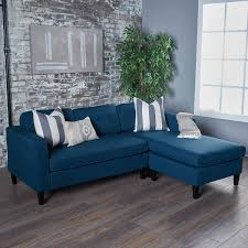 Turquoise Leather Sectional Sofa Furniture Denim Sectional Linen Sectional Sofa Denim