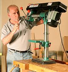 Wood Magazine Bench Top Drill Press Reviews by Radial Arm Drill Presses Finewoodworking