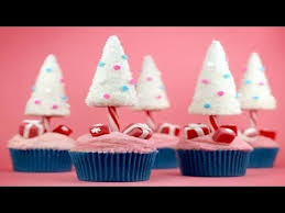 candy cane christmas tree cupcakes recipe how to make candy cane