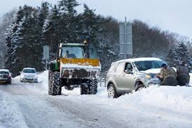 Snow Scotland Uk Weather Forecast Fresh Warning Issued For Persistent Heavy