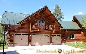 16x20 log cabin meadowlark log homes garages and barns meadowlark log homes