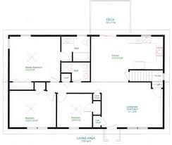 ranch house plan hopewell 30 793 flr home building awesome plans