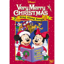 merry christmas sing songs disney movies