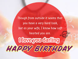birthday wishes for husband birthday images pictures